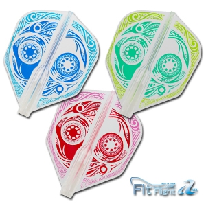 Cosmo Darts Fit Flight Air Shape Shuichi enokuma
